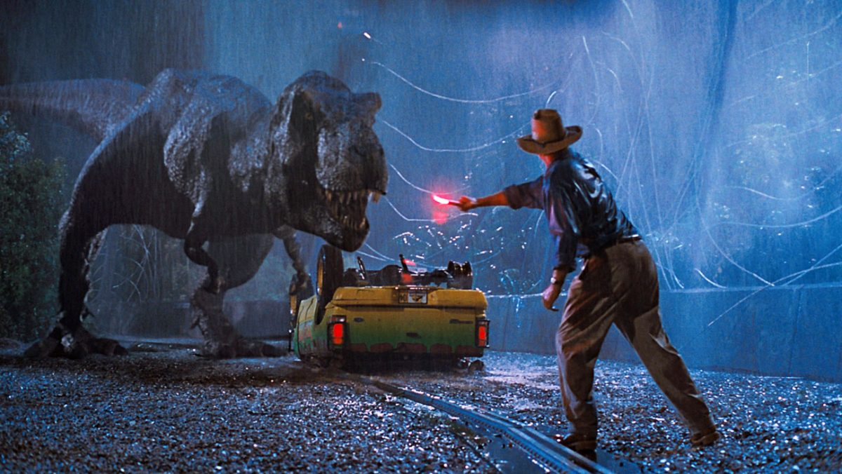 Up From The Abyss And Beyond Jurassic Park The