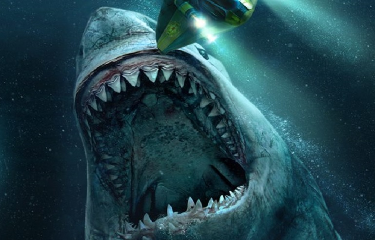 "Author Steve Alten Talks Impending 'The Meg' Trailers; ""They Are Excellent"" - Bloody Disgusting"