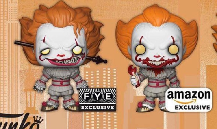 Images New Wave Of It Pop Vinyl Toys Includes Armless