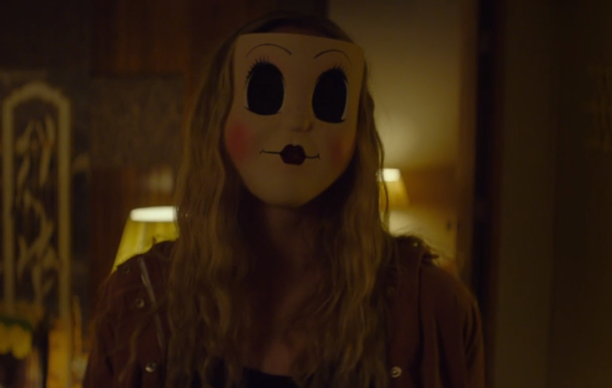 trick or treat studios puts 'the strangers: prey at night' masks up