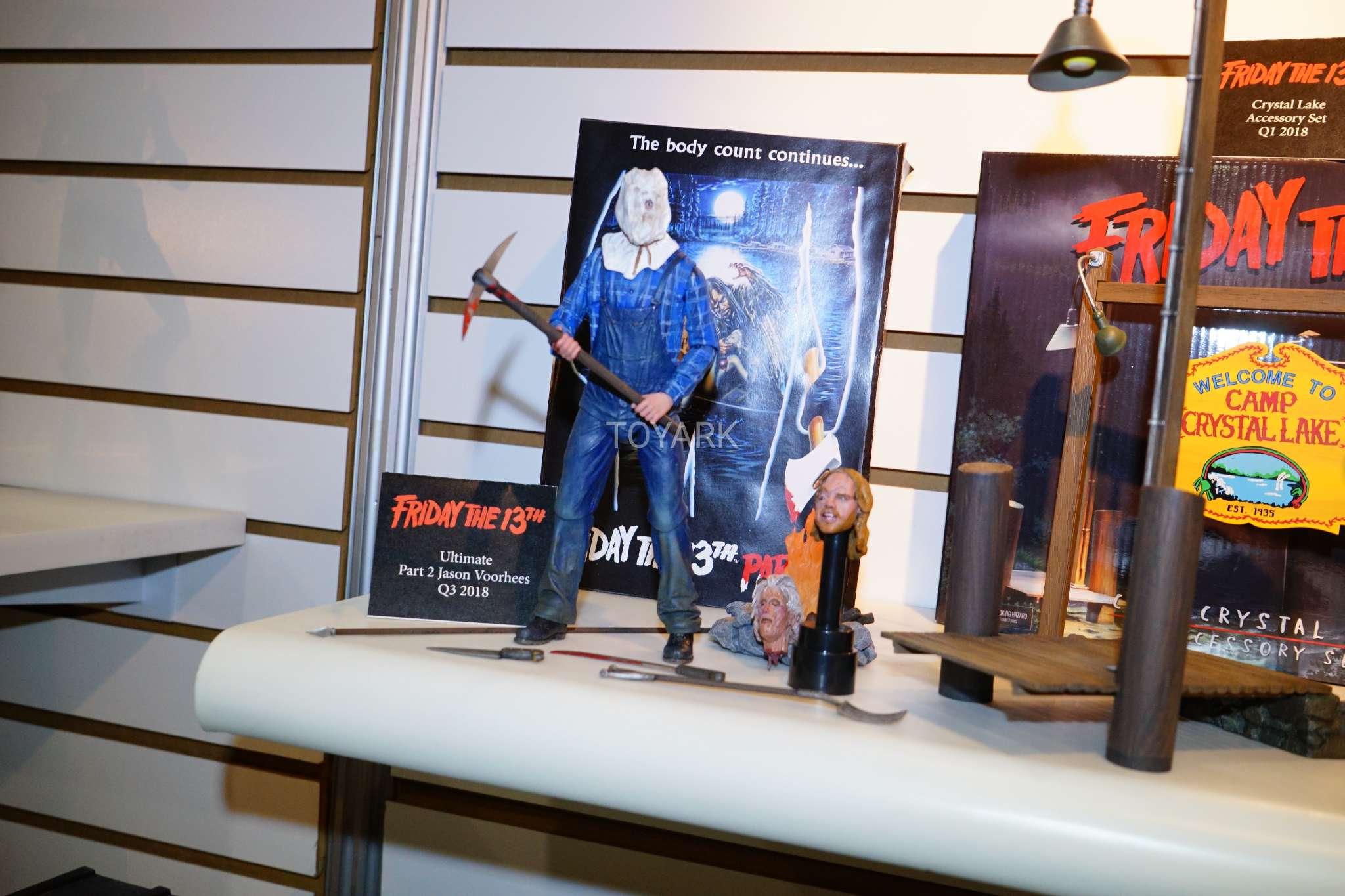NECA Friday The 13th Ultimate Jason II parte 2