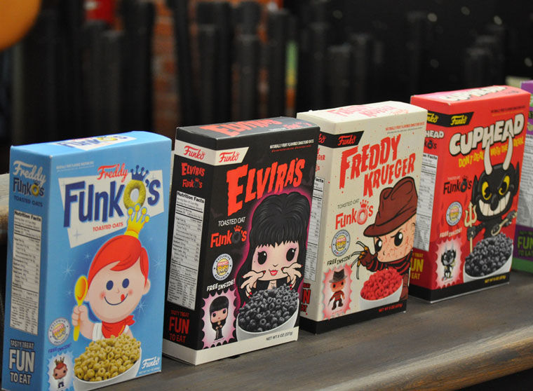 Funko Launching Freddy Krueger Elvira And Beetlejuice