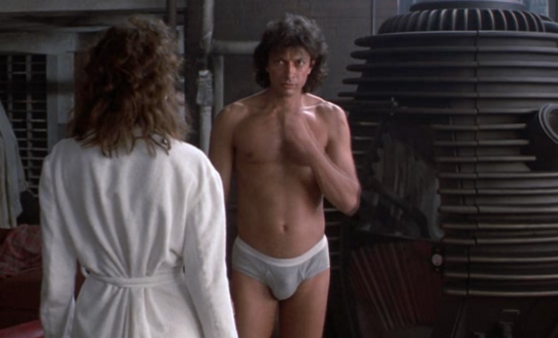Jeff Goldblum Reflects On The Makeup Effects And Sexuality -1661