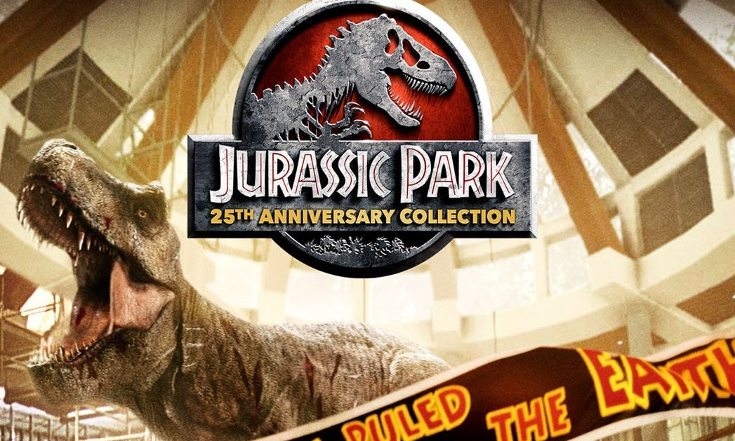 25th Anniversary Jurassic Park 4 Film Collection Getting 4k Release Bloody Disgusting