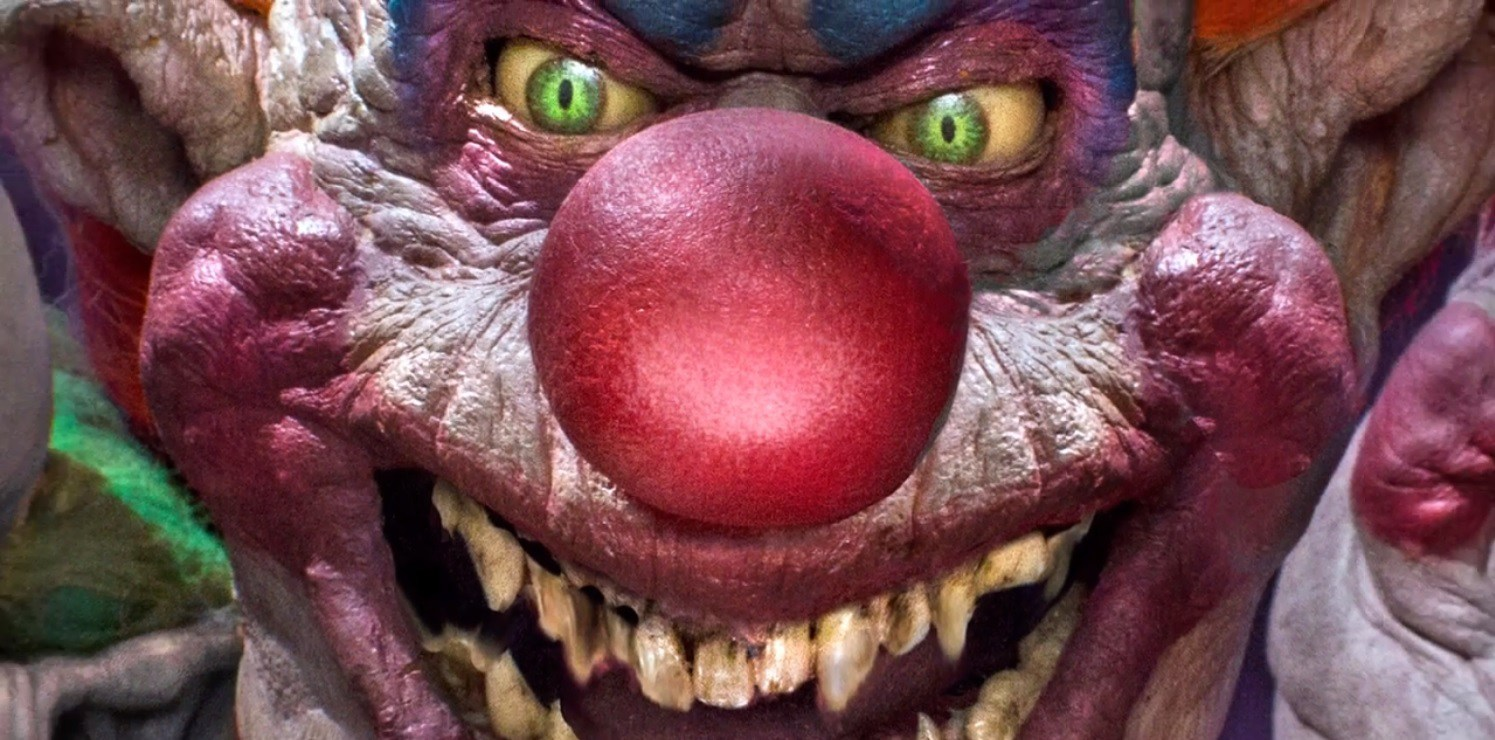 Original Composer S New Score Killer Klowns From Outer