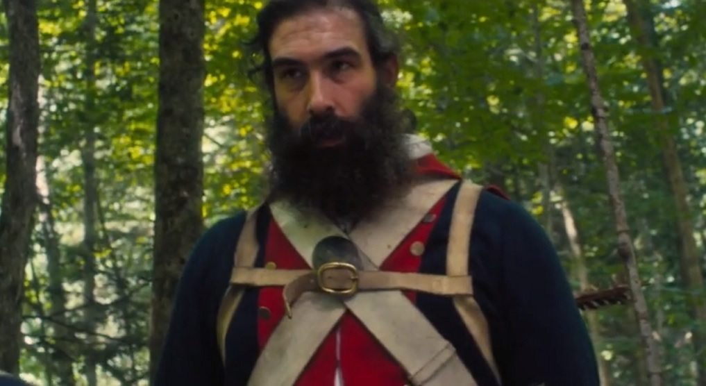 mohawk clip goes hunting with wwe s luke harper out tomorrow