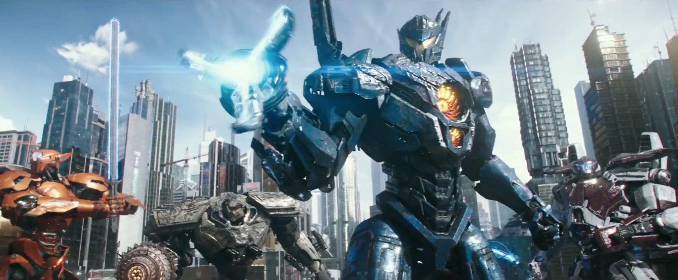 'Pacific Rim Uprising' Already Dated For Home Video ...