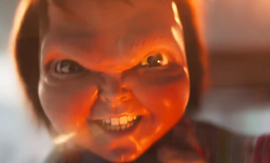 More Chucky in Latest 'Ready Player One' Video! - Bloody