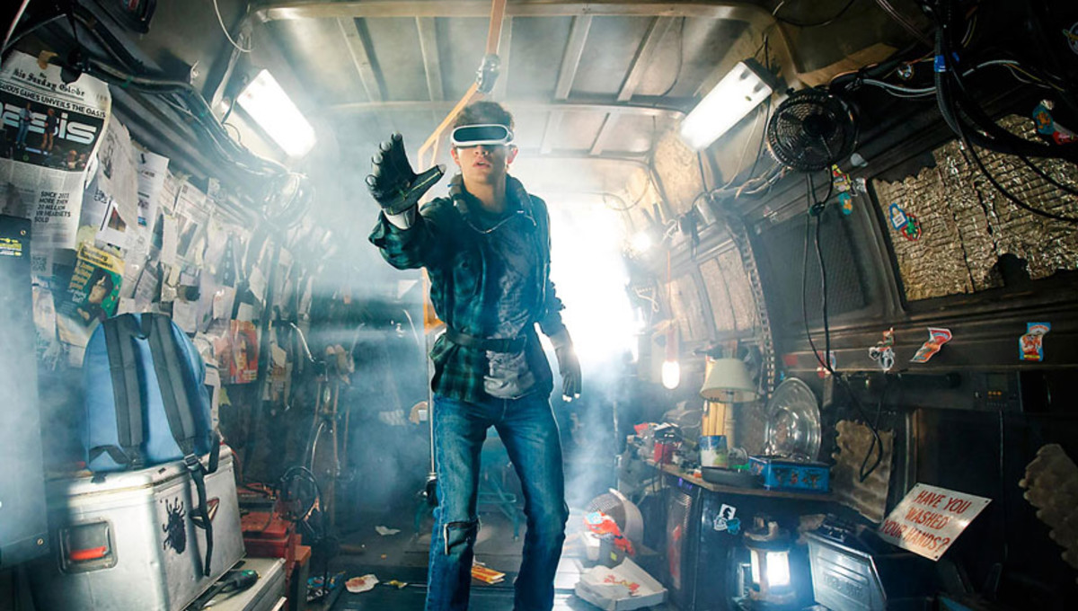Image result for ready player one movie images