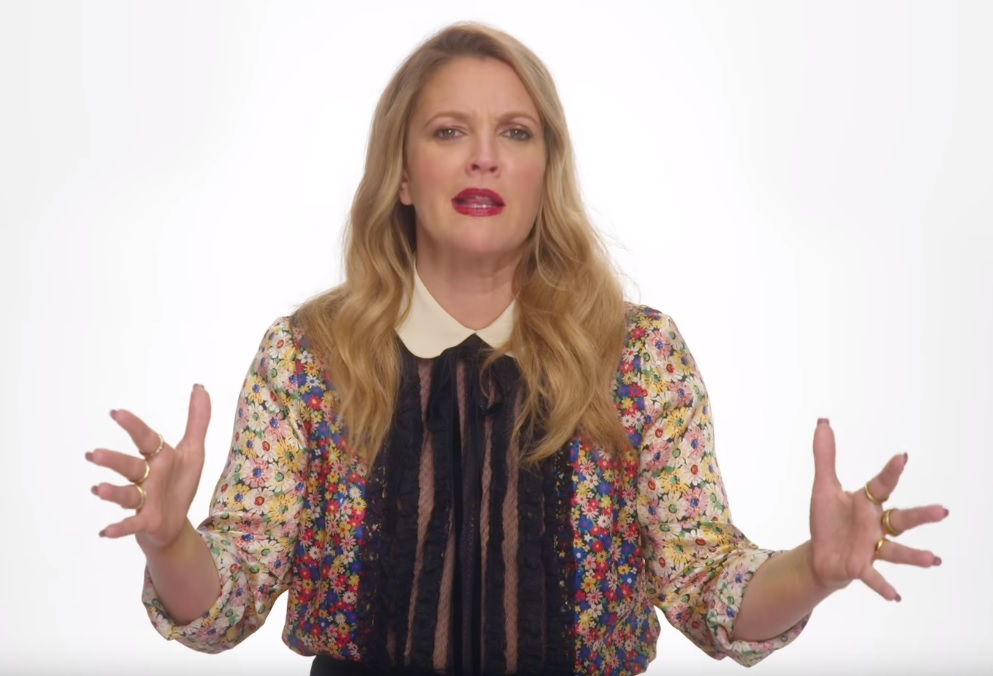 Drew Barrymore Raves About Cannibalism in 'Santa Clarita