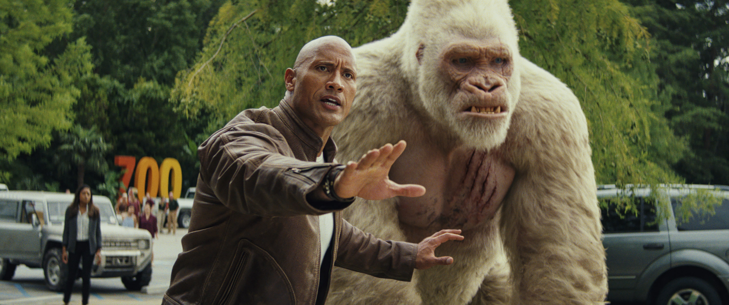 Why the 'Rampage' Monsters Look Nothing Like King Kong or ...