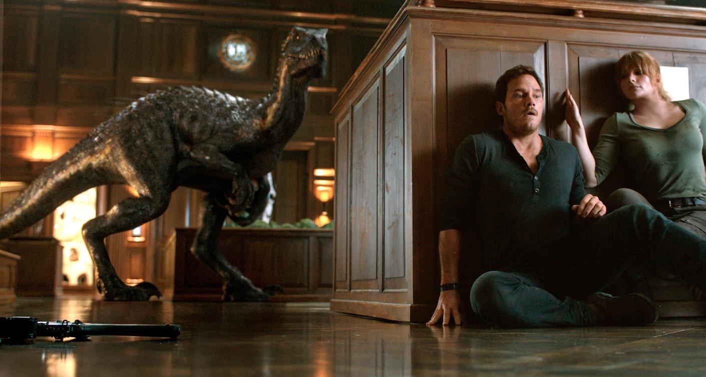 Screen Shot Jurassic World Fallen Kingdom Premiere