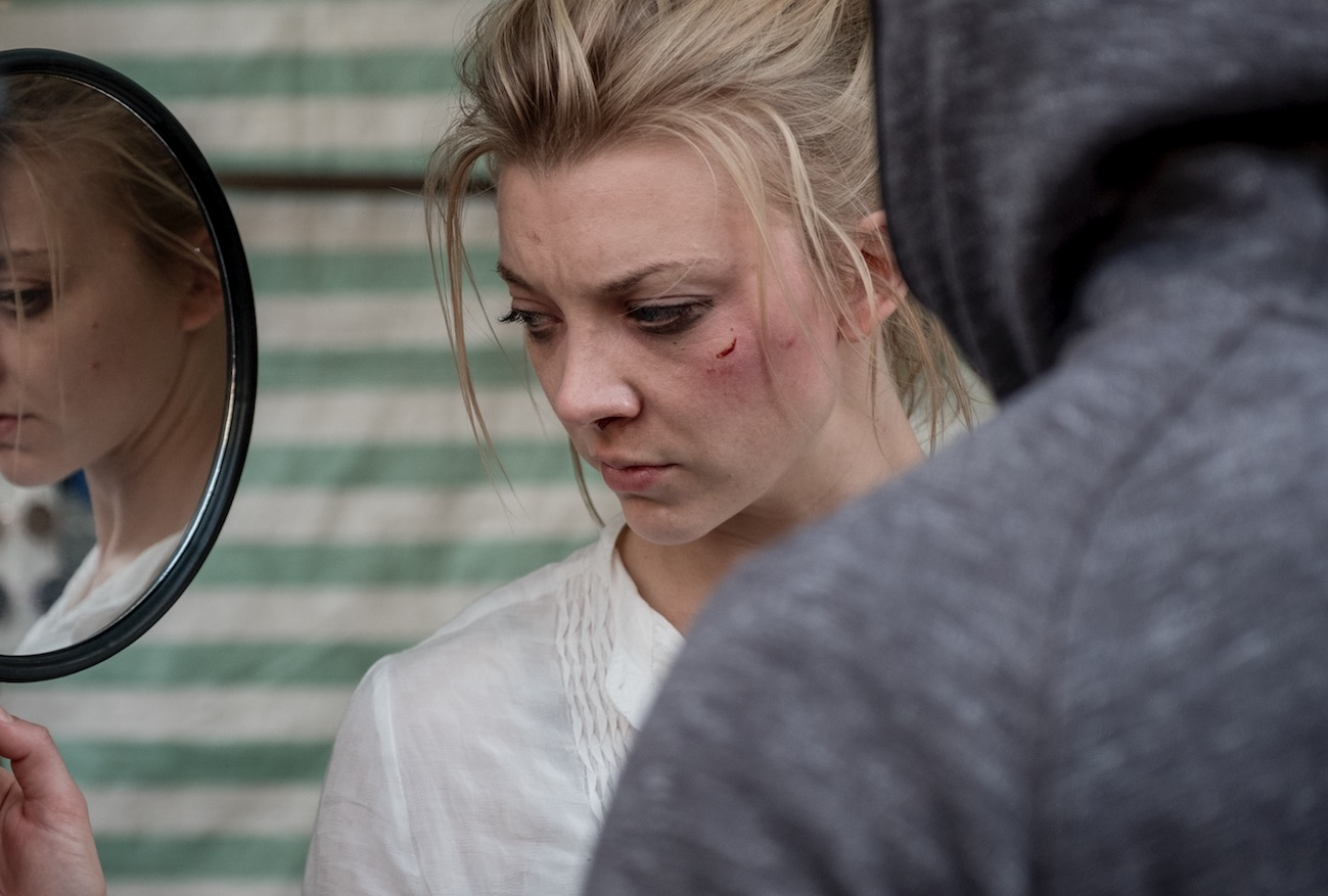 In Darkness New Shots Of A Blind Natalie Dormer Bloody Disgusting