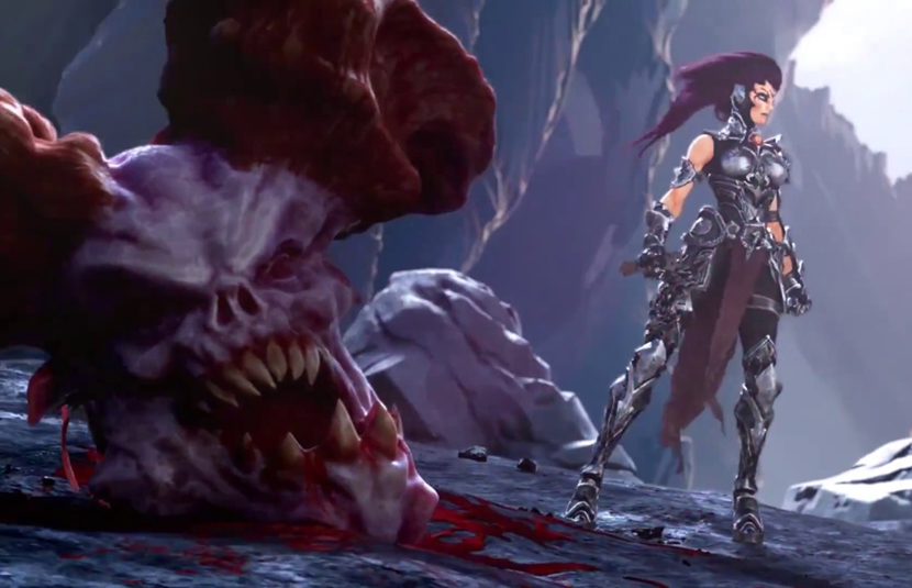 No 'Darksiders 3' for E3 This Year - Bloody Disgusting