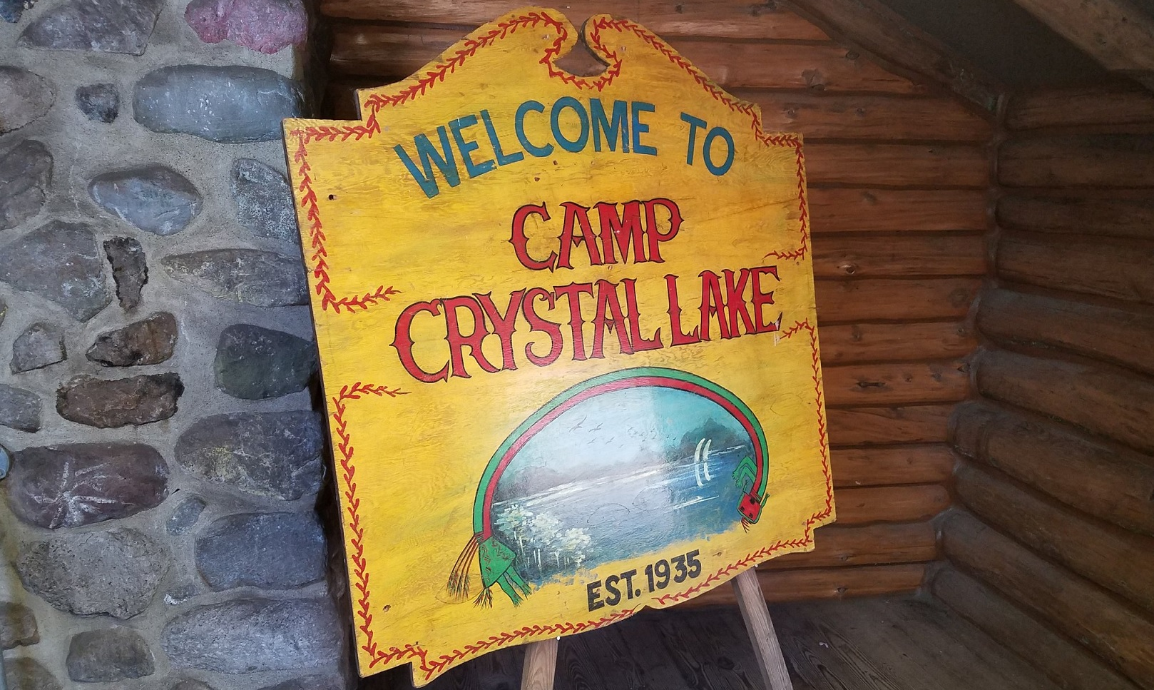 b2ca861c185 We Spent Friday the 13th at the Real Camp Crystal Lake in New Jersey ...