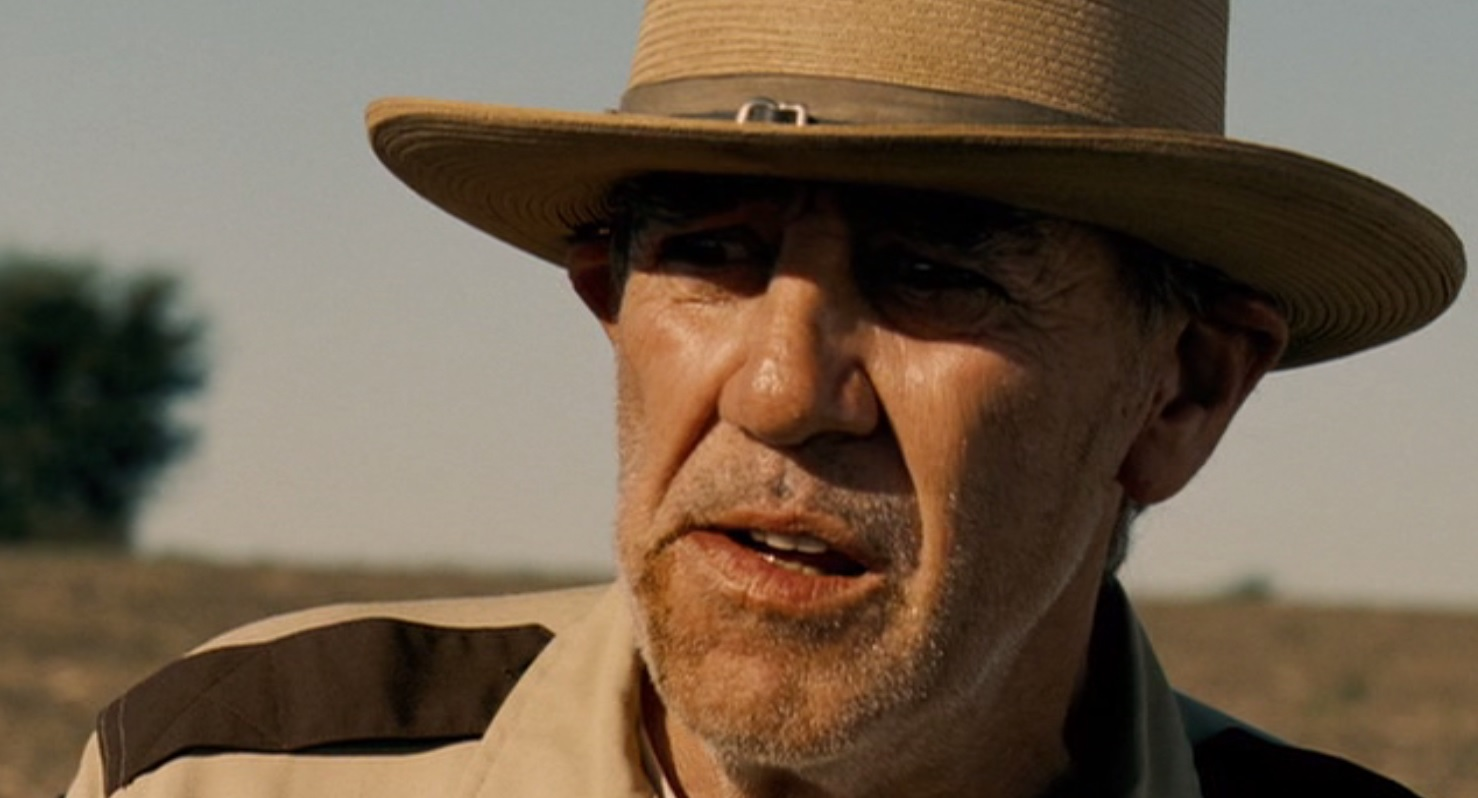 R. Lee Ermey's Sheriff Hoyt: A Terrifying Horror Villain ...