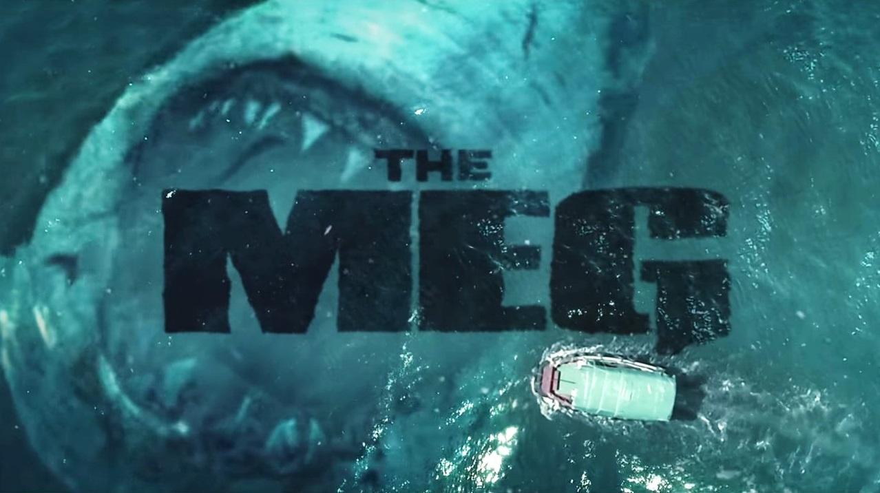 The Meg Official International Trailer 2 2018 Jason Statham Shark Horror Hd