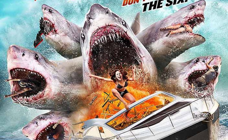 The Asylum is Going Shark Crazy With 'Megalodon' and '6-Headed Shark Attack' - Bloody Disgusting
