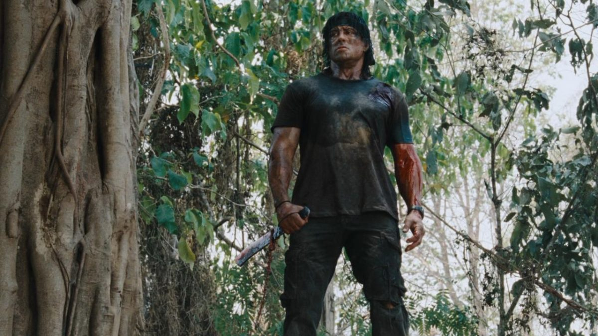 Sylvester Stallone Goes Full Cowboy In Latest 'Rambo V: Last Blood' Tease - Bloody Disgusting