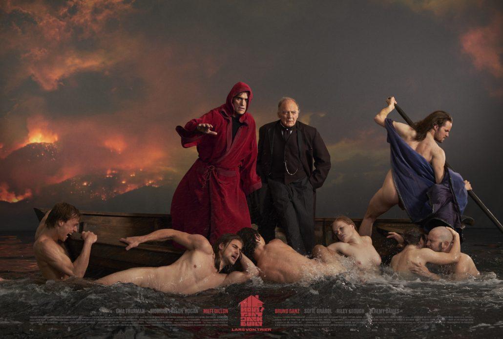 "'The House That Jack Built' Art Recreates ""Dante's Inferno ..."