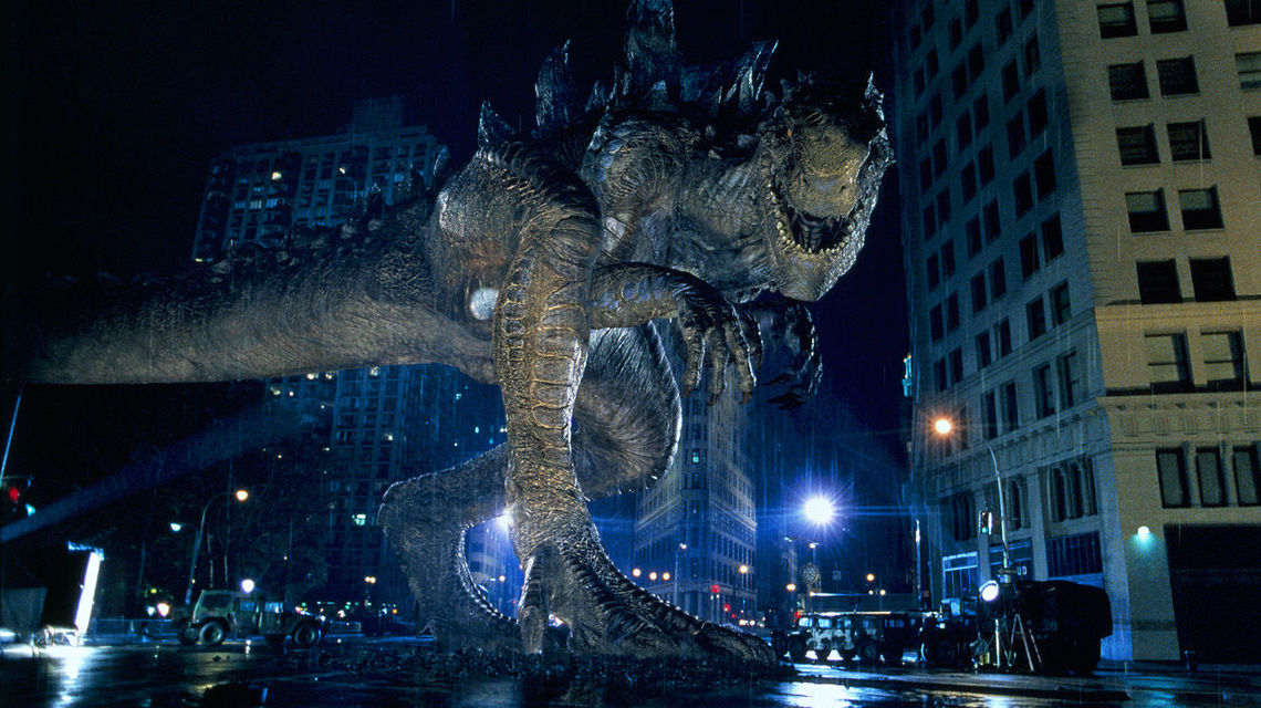'Godzilla' 1998 Just Stomped Onto 4K Ultra HD, So Tell Us Something You Don't Hate About It