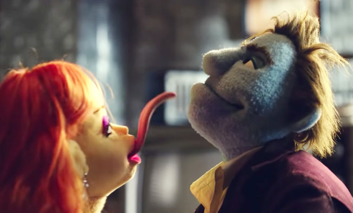 Sesame Street Took The Happytime Murders To Court And The