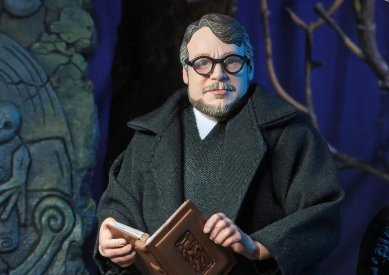 Neca Made A Guillermo Del Toro Action Figure For San Diego