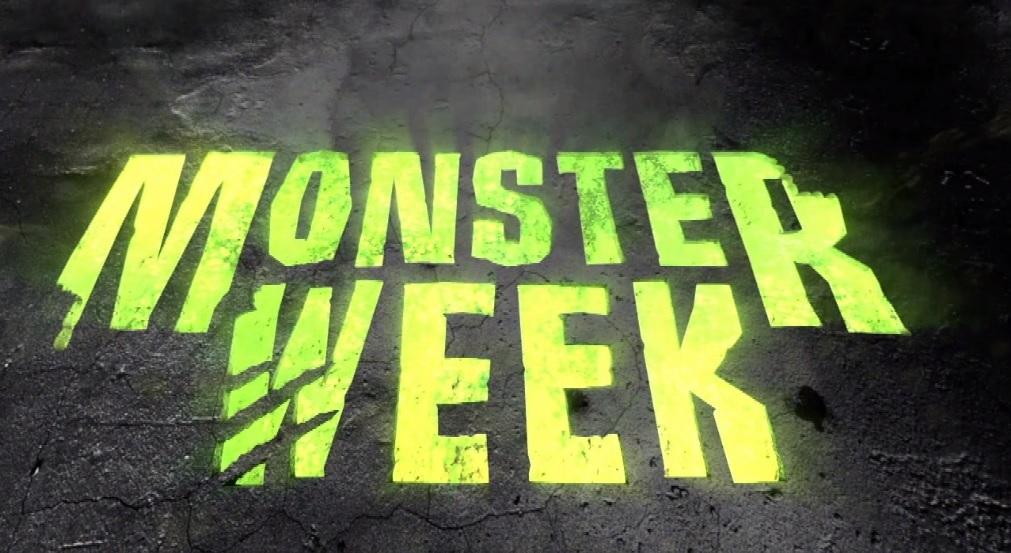 Image result for monster week