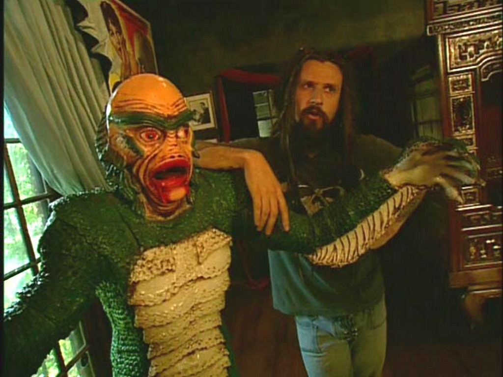 Rob Zombie Clears Up Dumb 'Creature from the Black Lagoon