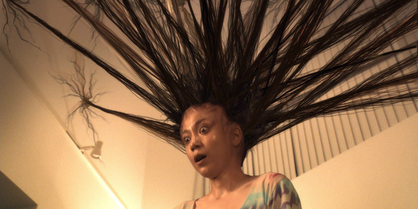 Dear White People Directors Horror Film Bad Hair Is A Tribute To
