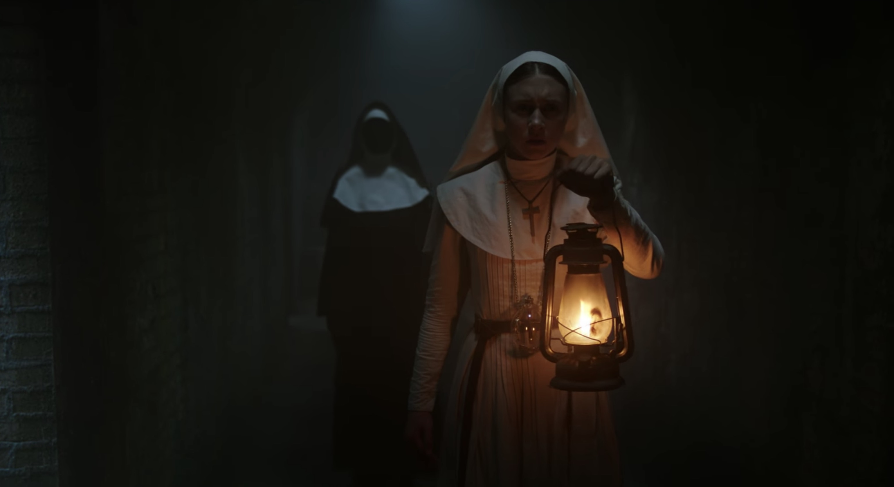 "Helter Skelter 2019 >> Trailer Gives Birth to 'The Nun', the ""Darkest"" of the 'Conjuring' Films - Bloody Disgusting"
