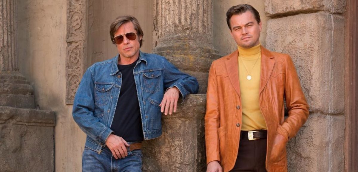 Quentin Tarantino's 'Once Upon a Time in... Hollywood' Poster Takes Us to 1969 - Bloody Disgusting