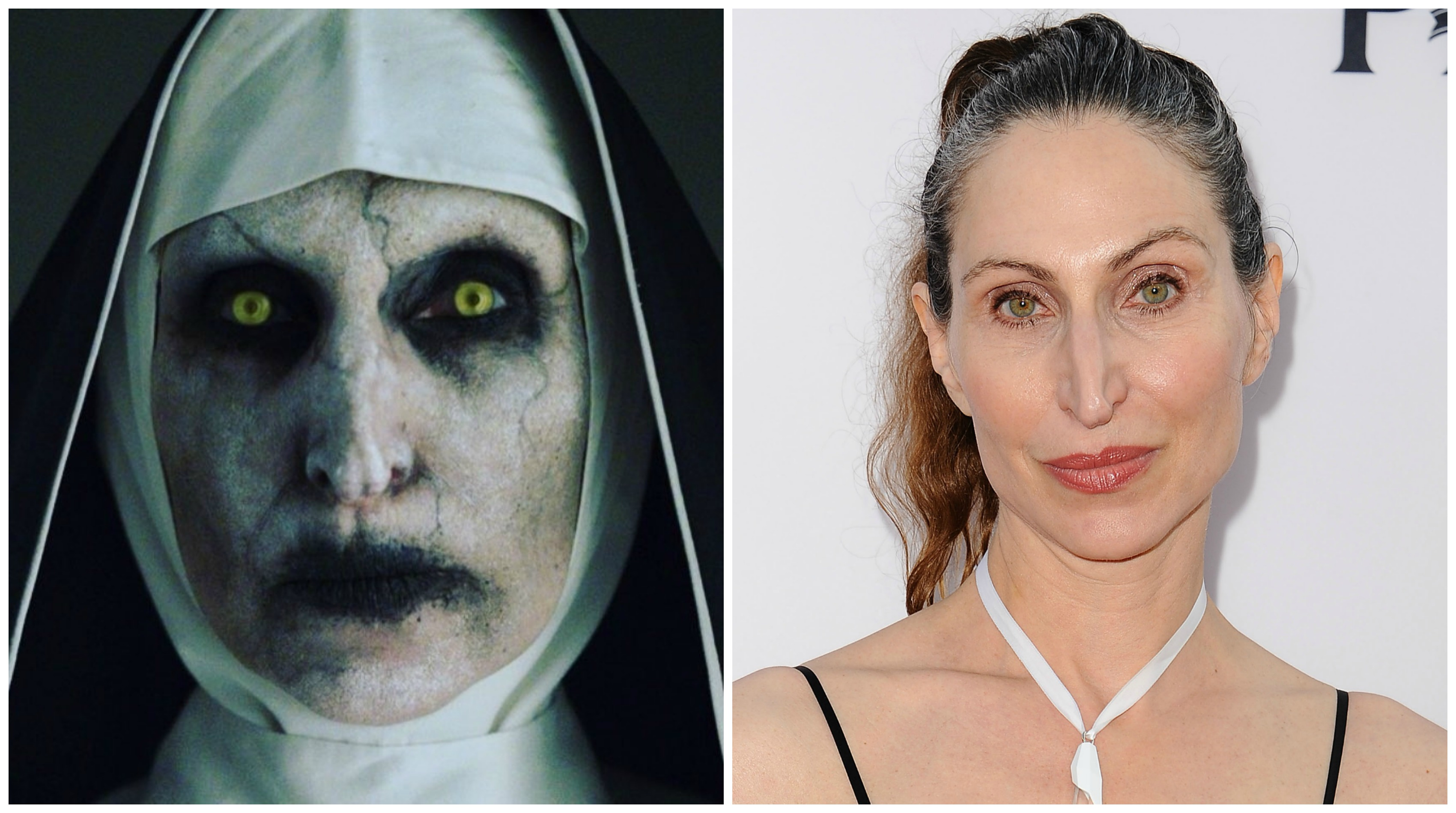 Meet The Nun Star Bonnie Aarons Whos Been Giving You Nightmares