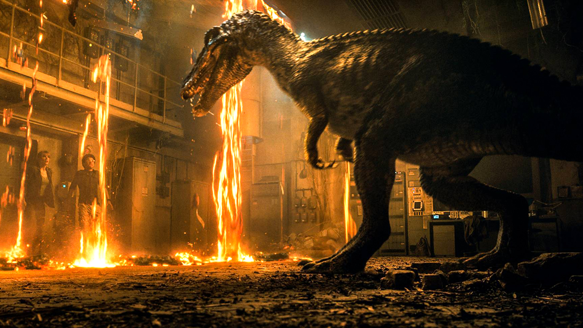 Spoilers] 'Jurassic World: Fallen Kingdom' Has the Franchise's ...