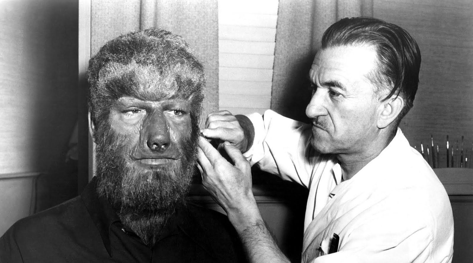 """You Can Do This On a Human Being?"" – Jack Pierce, the Forgotten Monster Makeup Pioneer"