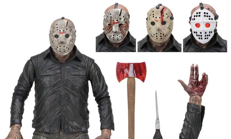 Necas upcoming new beginning jason voorhees figure includes mask you may be thinking to yourself that the jason in friday the 13th a new beginning was actually paramedic roy burns thereby making the above headline solutioingenieria Gallery