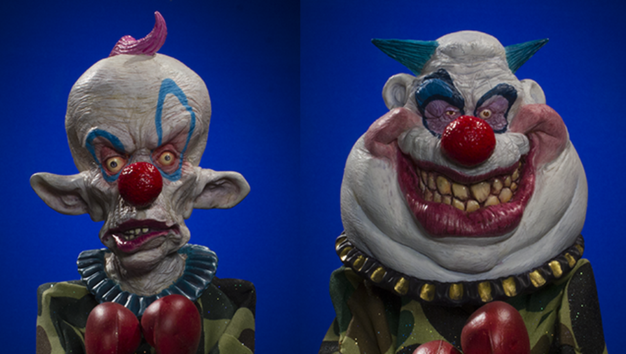 Clown Horrorfilm 2021