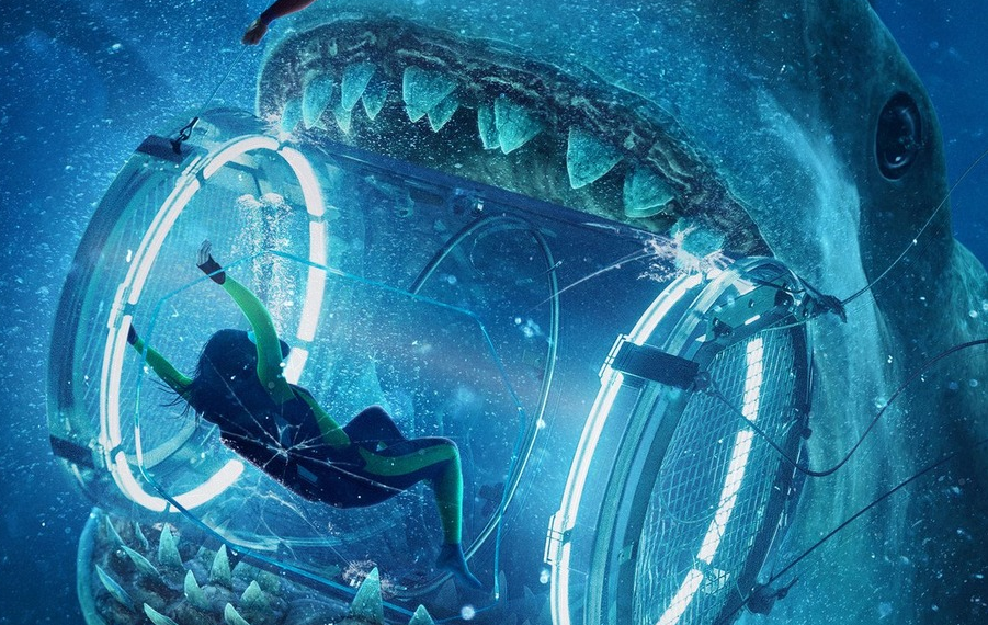 Here's Every Incredible Poster from 'The Meg' So Far Plus a Super Cool New One! - Bloody Disgusting