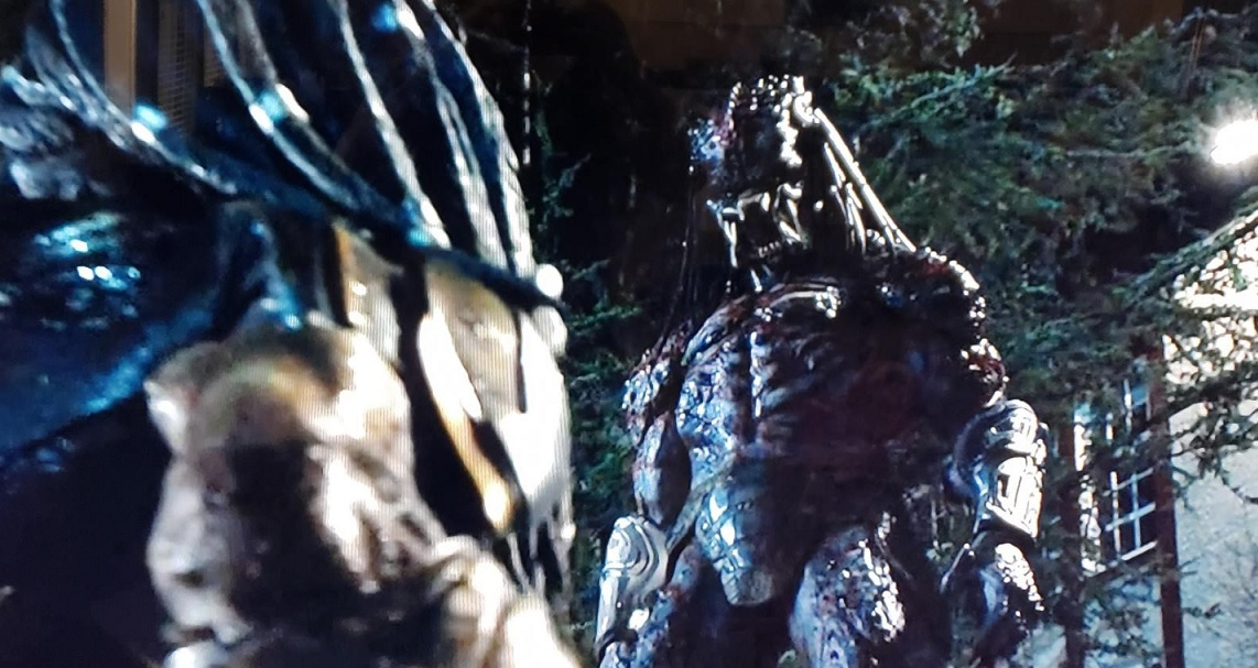 Massive Mega-Predator Revealed in New 'The Predator' Trailer