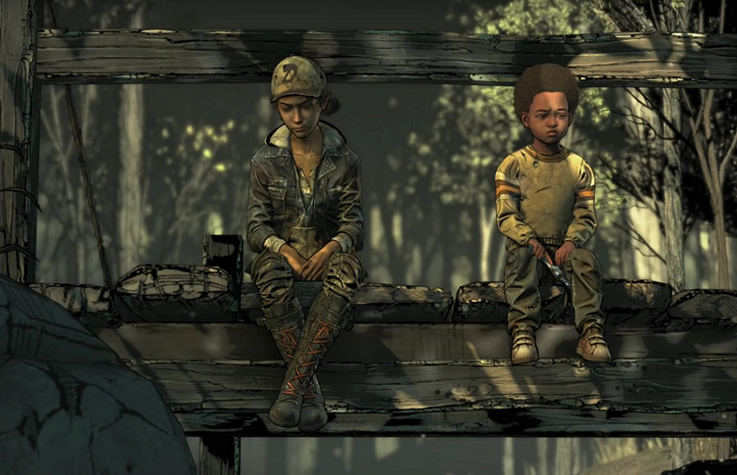 E3 2018] New Gameplay Shown For Telltale's 'The Walking Dead: The ...