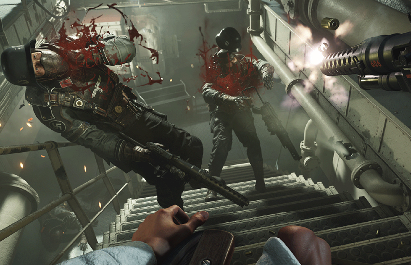 No Plans to Bring 'Wolfenstein: The New Order' to the Switch (Yet) - Bloody  Disgusting
