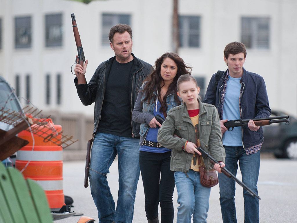 [TV Terrors] Remember That 'Zombieland' Pilot That Never ...