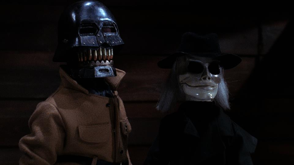 Blade And Torch Become Collectible Puppet Master Toys