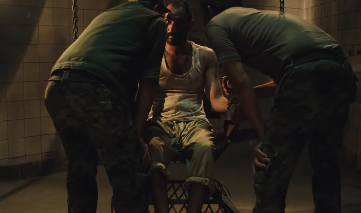 "Netflix Unleashes a ""Ghoul"" in a Detention Center [Trailer]"