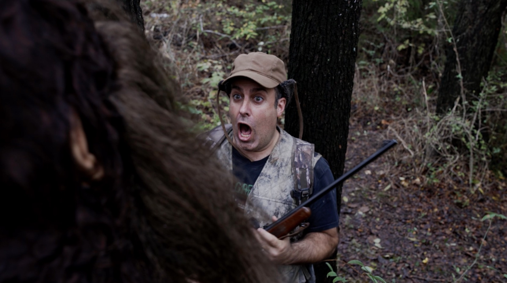 Bigfoot Shot By Hunter