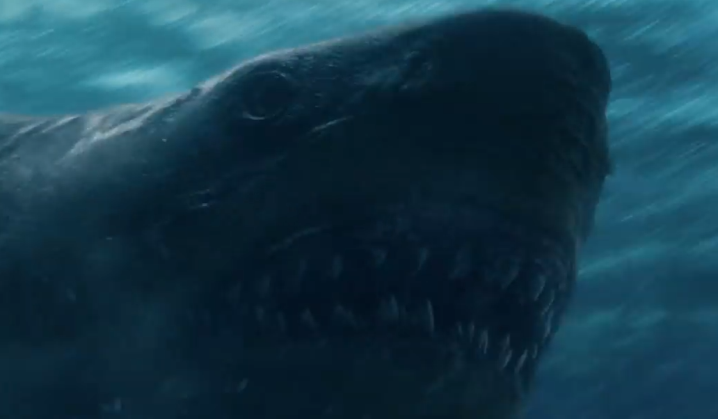 Finally Some New Footage in Yet Another Trailer for 'The Meg