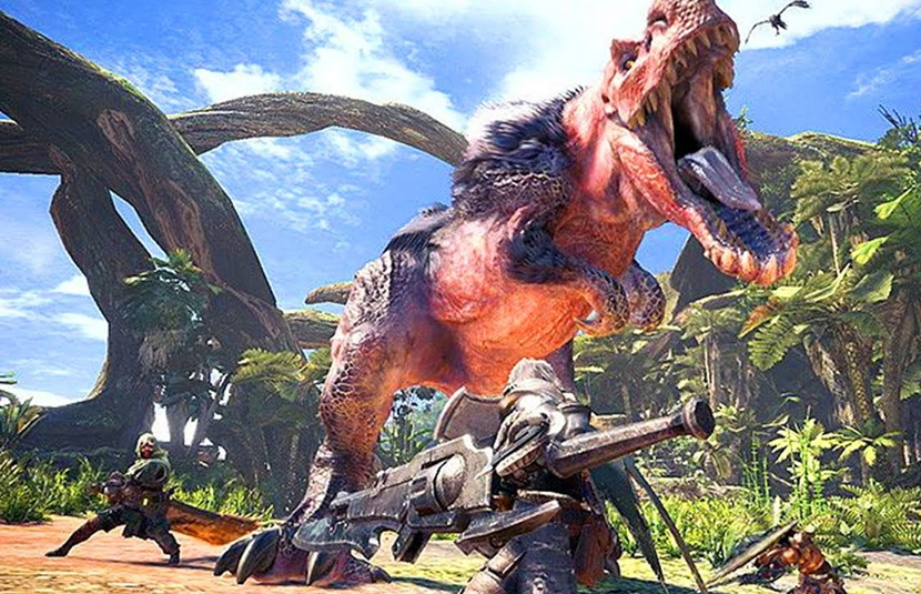 Monster Hunter World Headed To Pc August 9th Bloody Disgusting