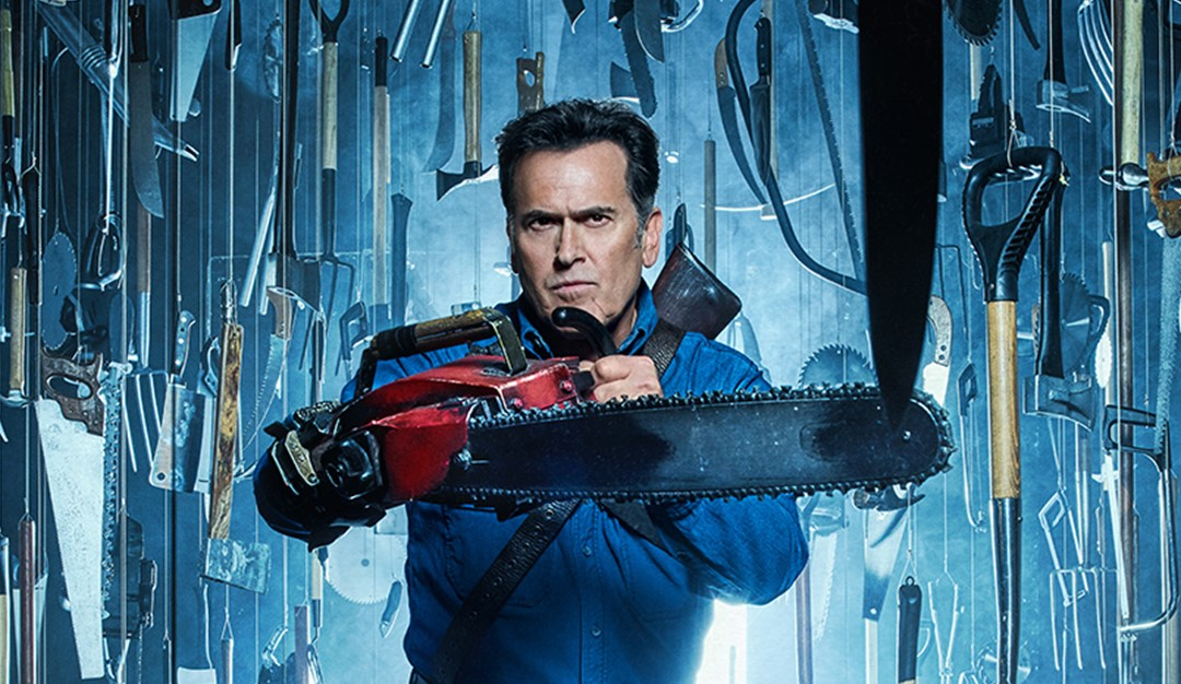 Interview Bruce Campbell Talks Ash Vs Evil Dead Hanging Up The Chainsaw And The Franchise S Future Bloody Disgusting