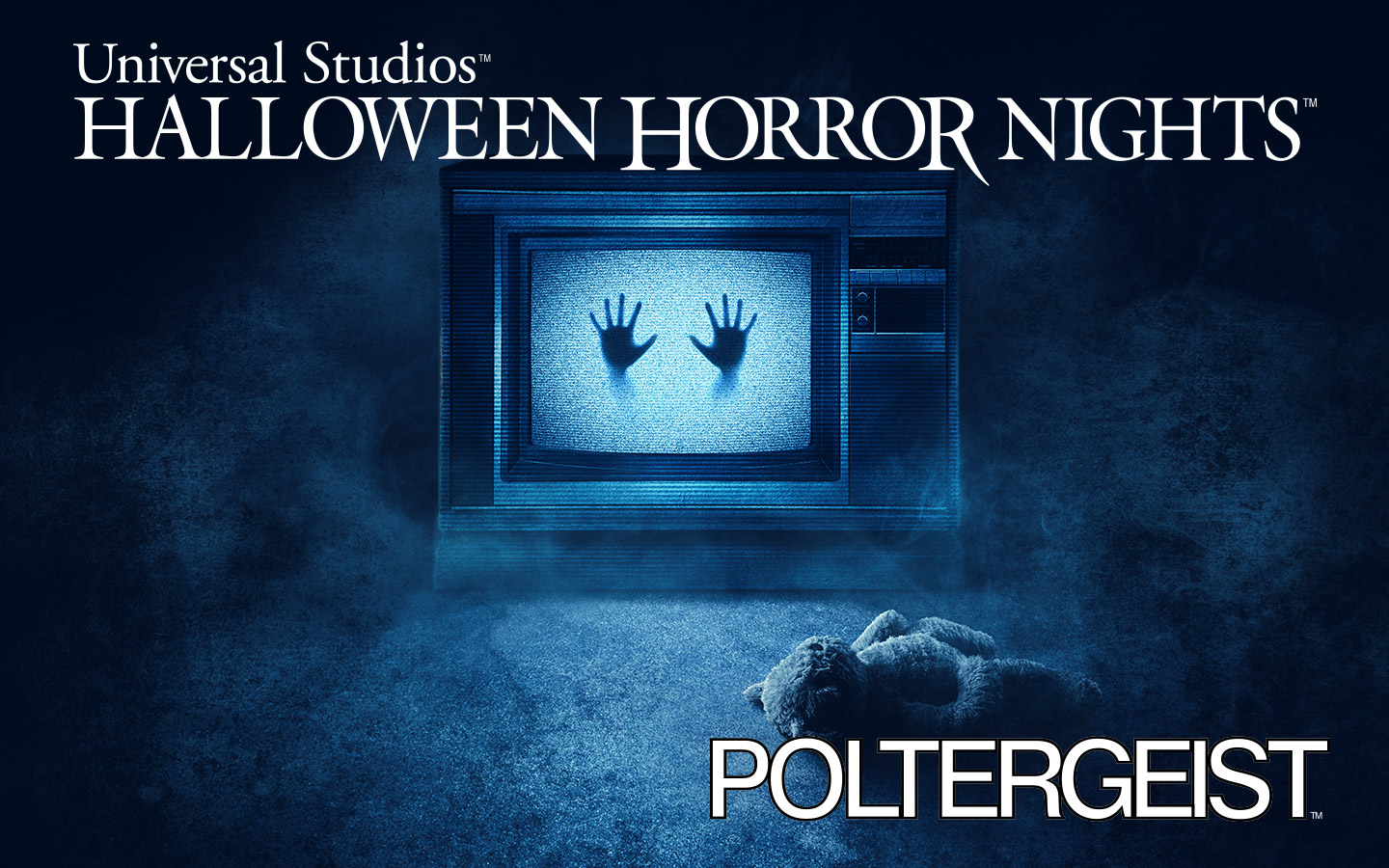 enter the 'poltergeist' house at this year's horror nights at both