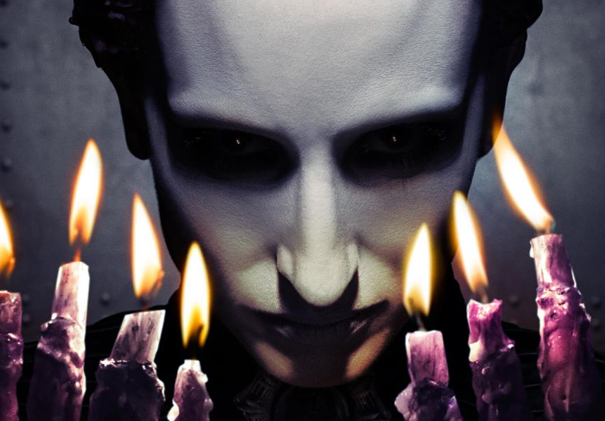 Latest American Horror Story Apocalypse Poster Lights Up The Candles On A Human Birthday Cake